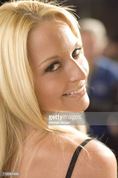 Playmate Heather Rene Smith during Hugh Hefner and International Images Launch the Playboy Legacy Collection at Republic at Republic in Los Angeles...