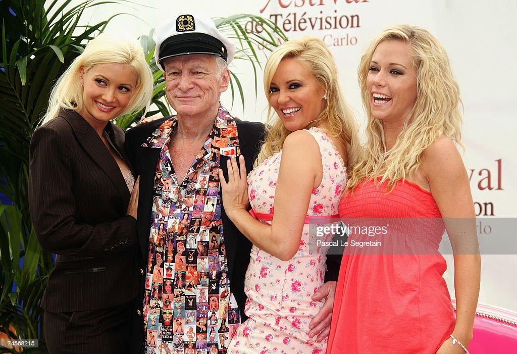 Monte Carlo Television Festival 2007 - Day 2 : News Photo
