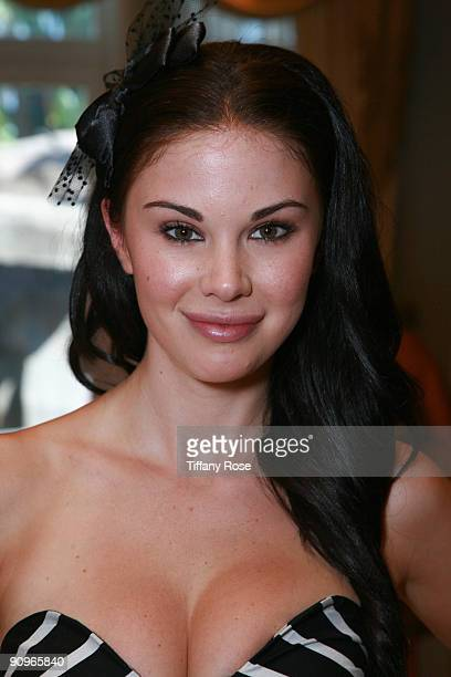 Playmate Jayde Nicole attends Day 1 of GBK's 2009 Emmy Gift Lounge on September 18 2009 in Beverly Hills California