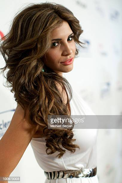 Playmate of the Year Hope Dworaczyk attends The Cool ComedyHot Cuisine Fundraiser To Benefit The Scleroderma Research the Beverly Wilshire hotel on...