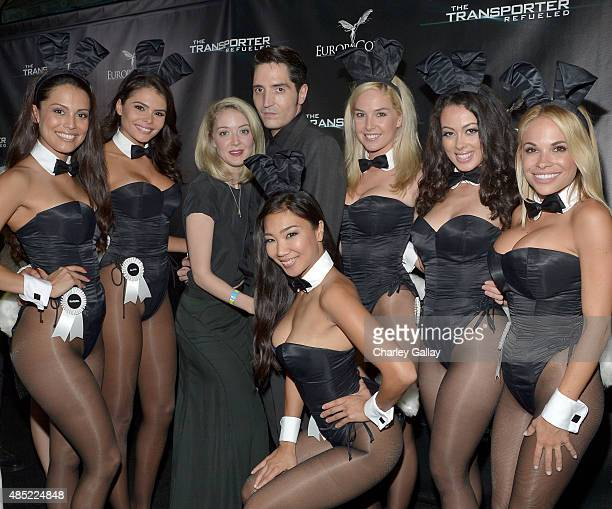 2013 Playmate of the Year Raquel Pomplun Miss September 2012 Alana Campos actors Evelyn Leigh David Dastmalchian Miss June 2004 Hiromi Oshima Miss...