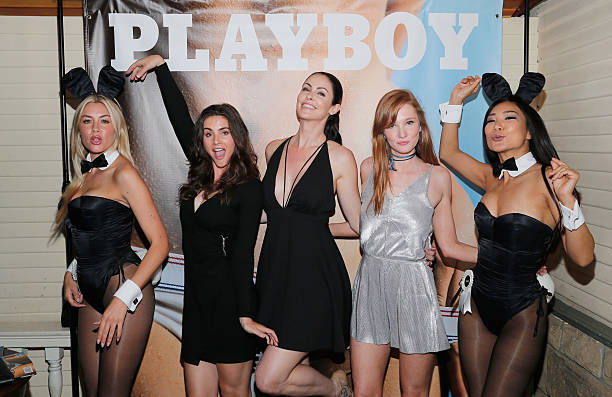 Heather Rae Young Doesnt Regret Posing Nude for Playboy