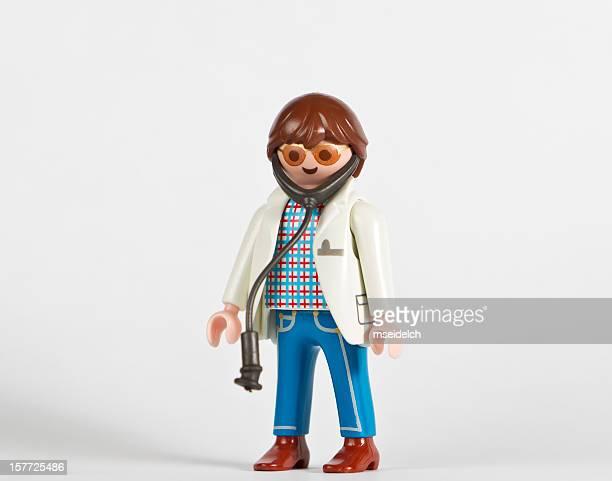Playmobil médecin PHD