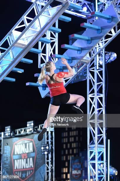 NINJA 'Playoffs Episode 1' Episode 312 Pictured Anna Shumaker