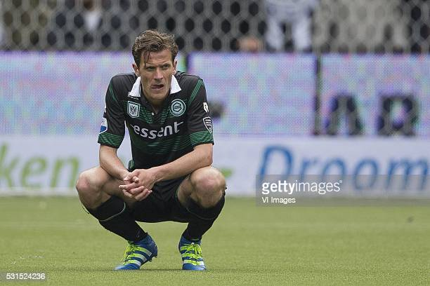 PlayOffs Heracles Etienne Reijnen of FC Groningen during the Europa League Playoffs return match between Heracles Almelo and FC Groningen at Polman...