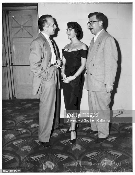 Plays 'My Los Angeles' 9 November 1951 Anne TrioloMarjorie BennettNancy HadleyWilliam TrenkBenny Baker