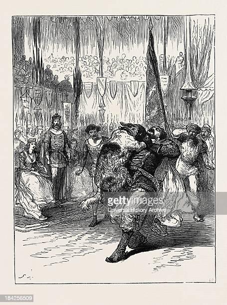 'Richard Coeur De Lion' At Drury Lane 1874