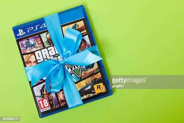 Playstation 4 Spiele-Grand Diebstahl Auto V XXXL
