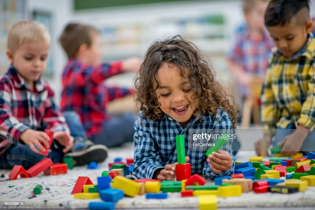 Playtime For Kids : Stock Photo