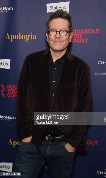 Playwright Alexi Kaye Campbell attends the Broadway Opening Night Celebration for the Roundabout Theatre Company production of 'Apologia' on October...