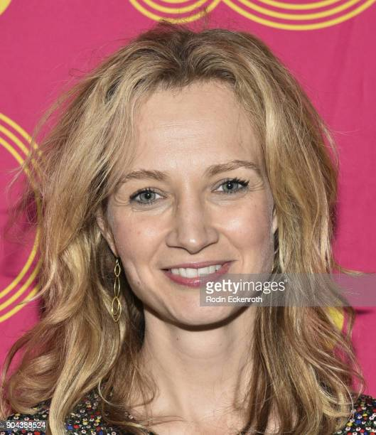 Playwright Bess Wohl attends 'Small Mouth Sounds' opening night at The Eli and Edythe Broad Stage on January 12 2018 in Santa Monica California