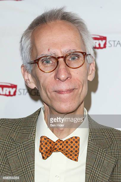 Playwright David Ives attends the 2014 Primary Stages Gala at 583 Park Avenue on November 3 2014 in New York City