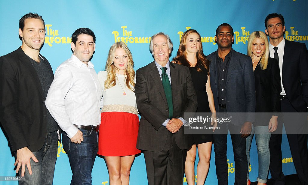 """""""The Performers"""" Broadway Cast Photo Call"""