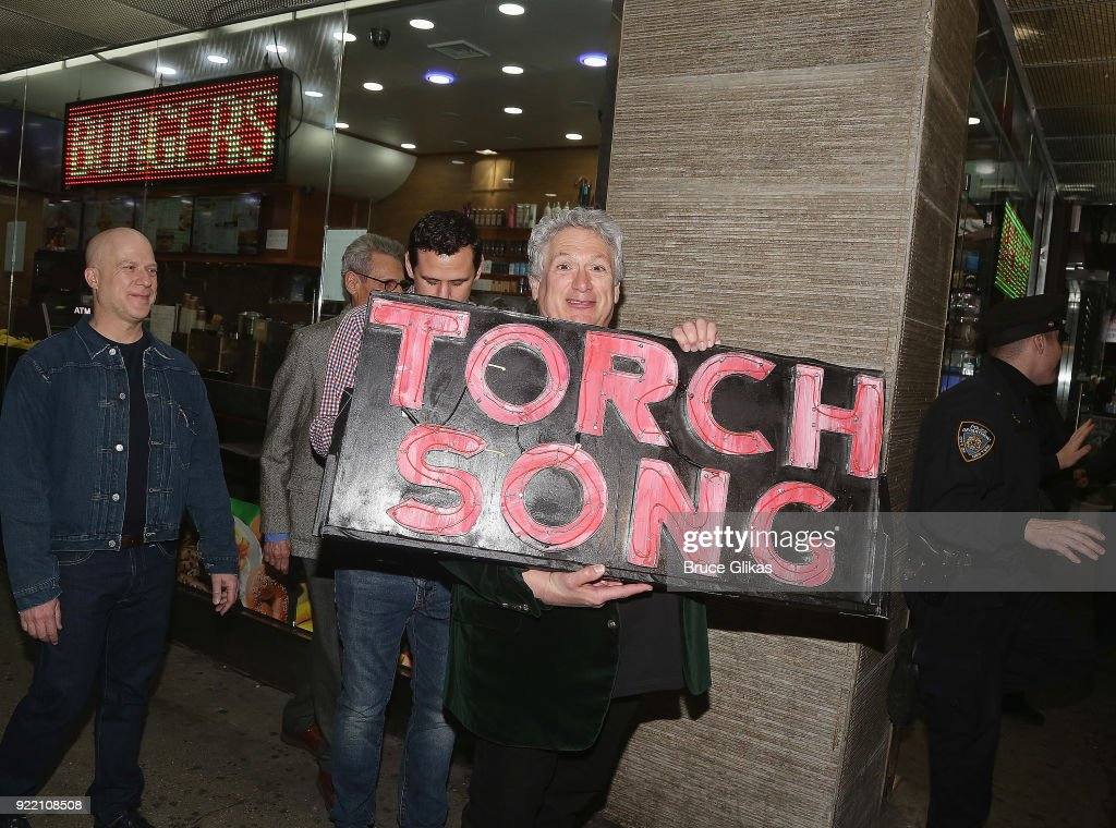 "Harvey Fierstein's ""Torch Song"" Announces Its Broadway Transfer"