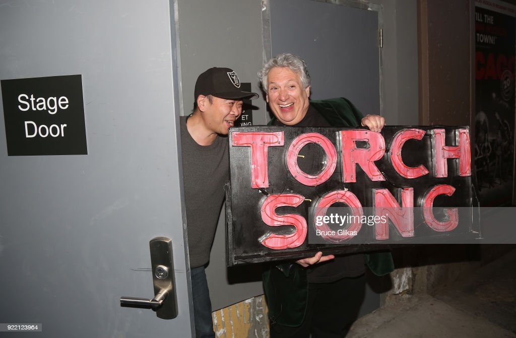 Harvey Fierstein's 'Torch Song' Announces Its Broadway Transfer : News Photo