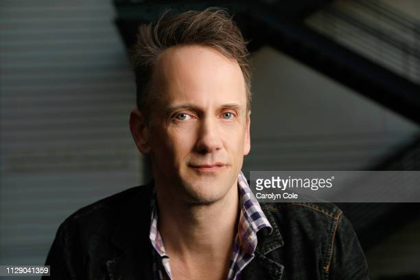 Playwright Jeff Whitty is photographed for Los Angeles Times on February 5 2019 in Los Angeles California PUBLISHED IMAGE CREDIT MUST READ Carolyn...