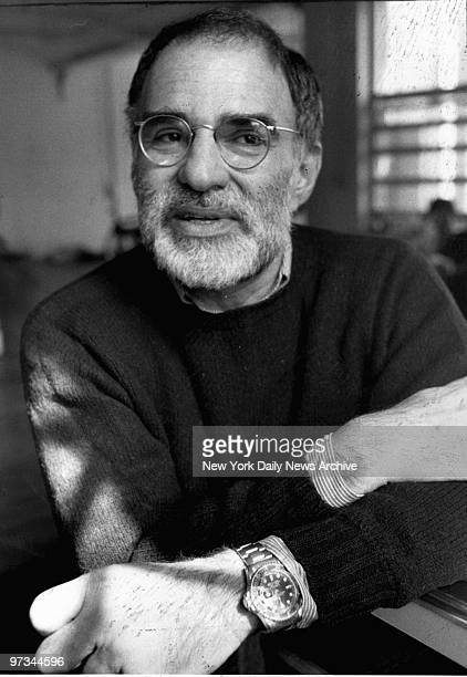 Playwright Larry Kramer talks about his play called The Normal Heart