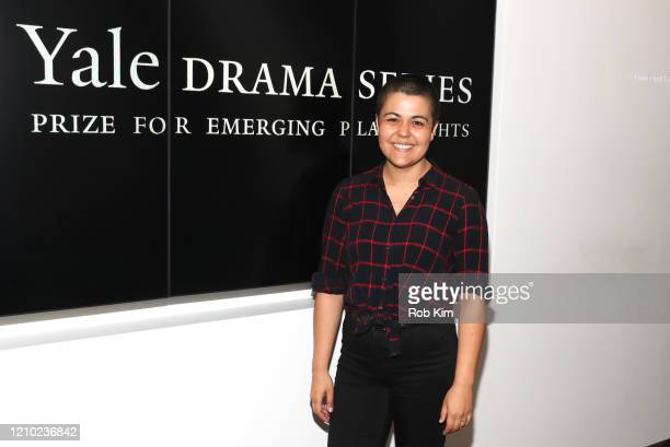 Playwright Liliana Padilla attends the 2020 Yale Drama Series Prize Reception at Claire Tow Theater on March 03, 2020 in New York City.