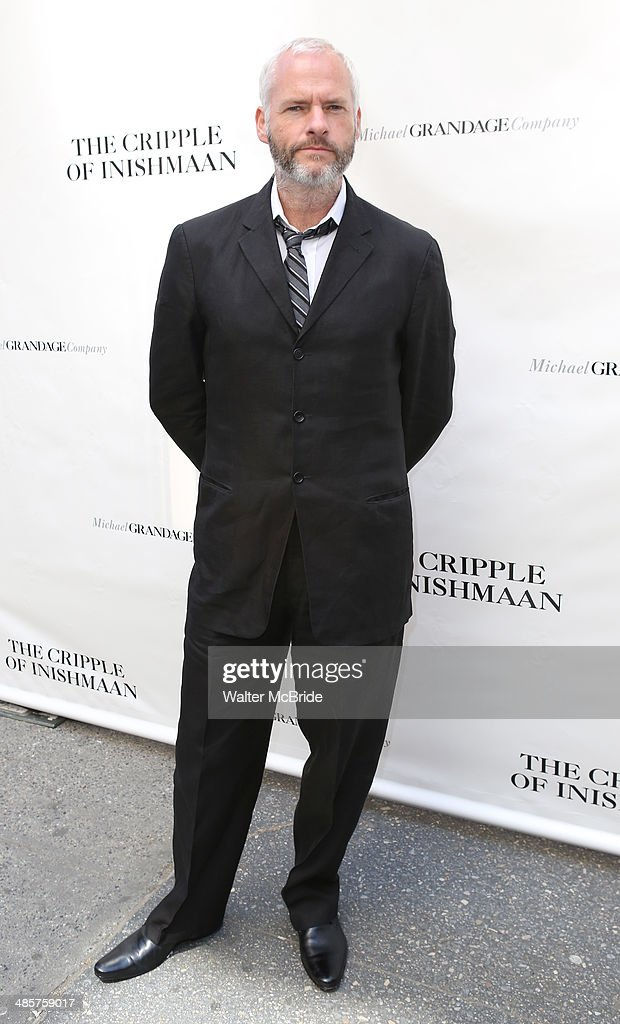 """""""The Cripple Of Inishmaan"""" Broadway Opening Night - Arrivals & Curtain Call"""