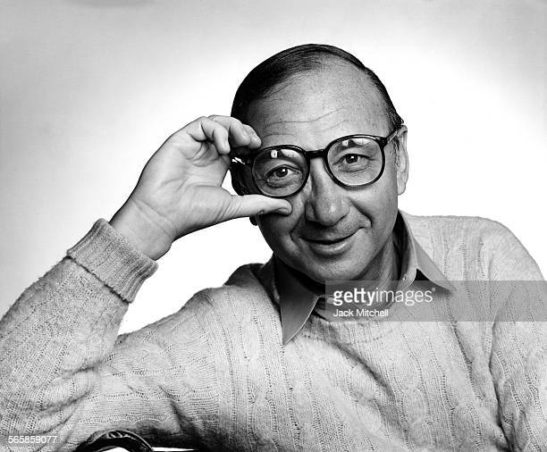 Playwright Neil Simon 1982 Photo by Jack Mitchell/Getty Images