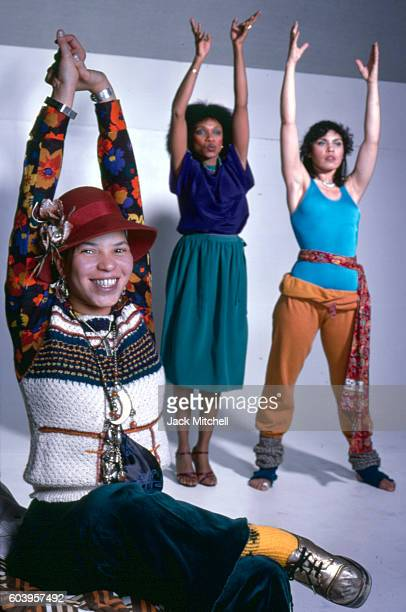 Playwright, poet and black feminist Ntozake Shange photographed in 1977. Photo by Jack Mitchell/Getty Images