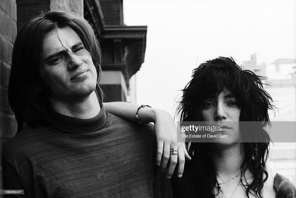 Patti Smith and Sam Shepard In NYC : News Photo