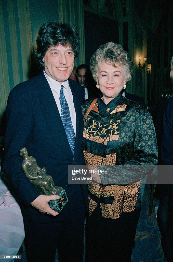 Tom Stoppard Wife