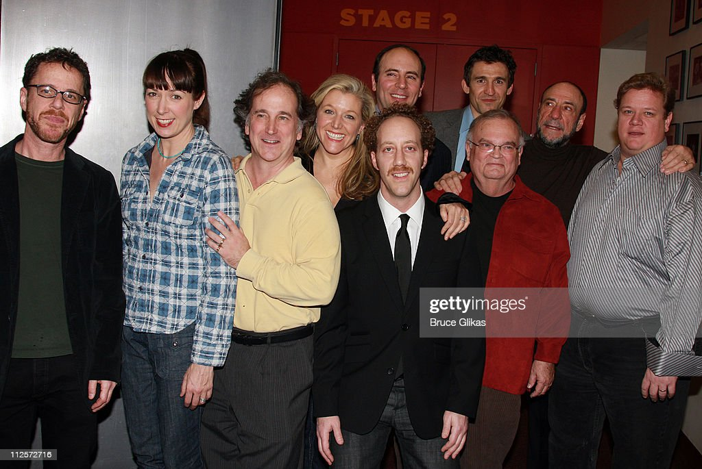 """Opening Night Of """"Almost An Evening"""""""