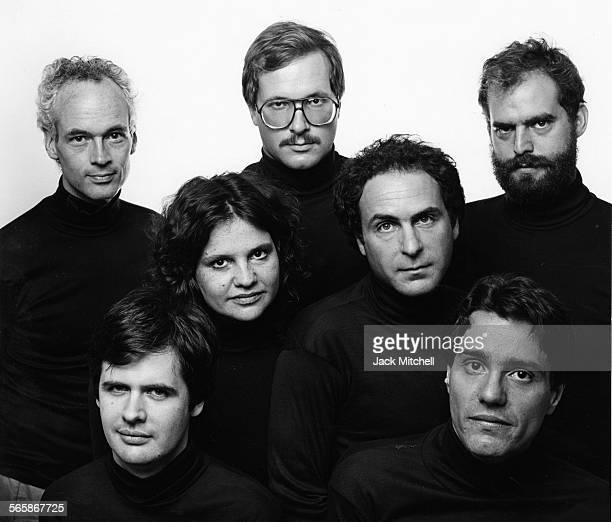 Playwrights Horizons playwrights Jonathan Reynolds Christopher Durang James Lapine Ted Tally Wendy Wasserstein William Finn Albert Inaurato 1981...