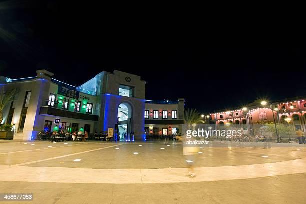 plaza bicentenario en hermosillo - hermosillo fotografías e imágenes de stock