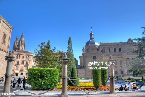 Plaza de Anaya - Salamanca, Spain