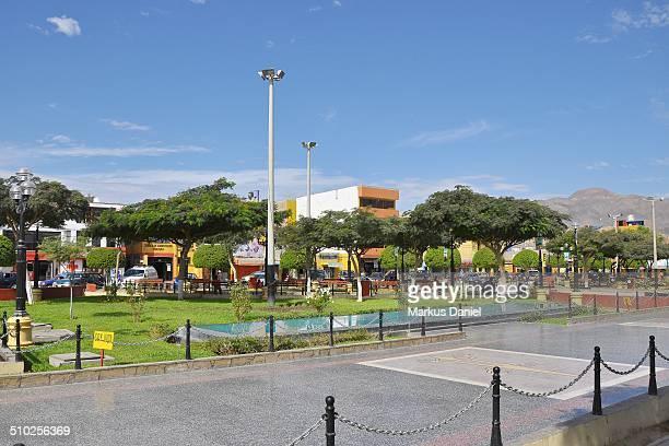 Plaza de Armas, Nazca (Nasca), Peru
