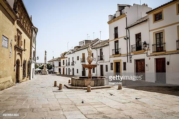 Plaza de Colon in Cordoba, Spain