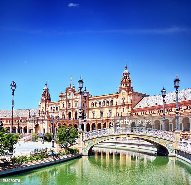 Plaza de Espania à Séville