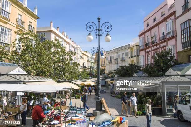 Plaza (square) de Flores