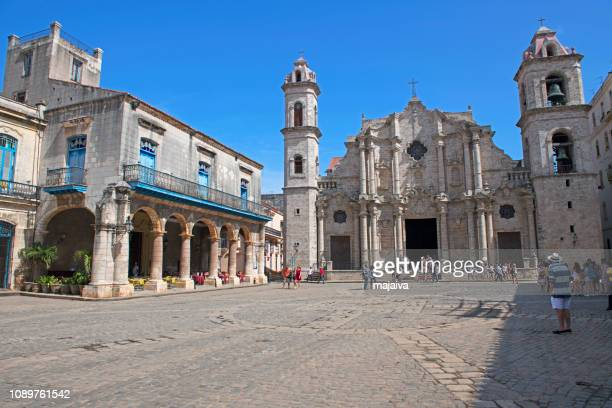 Plaza De La Cathedral, Havana