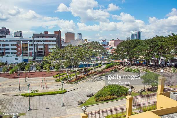 Plaza de la Democracia, San Jose - Costa Rica