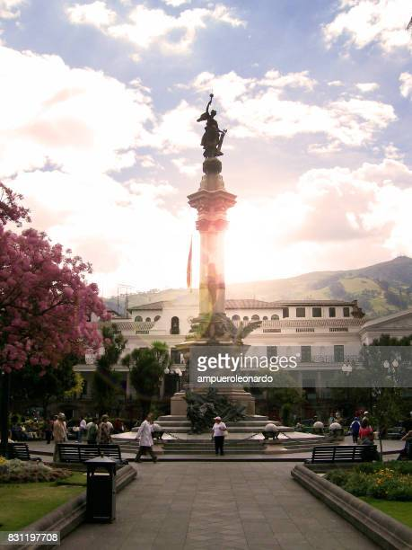 Plaza de la Independencia, Quito, Ecuador