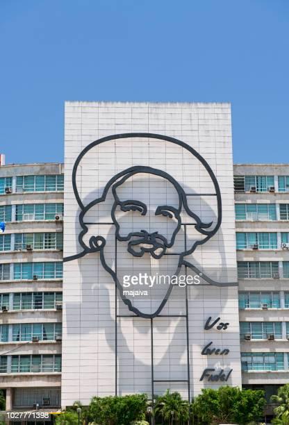 Plaza De La Revolucion, Havana, Cuba