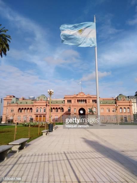 plaza de mayo in buenos aires - argentina. - cultura argentina imagens e fotografias de stock