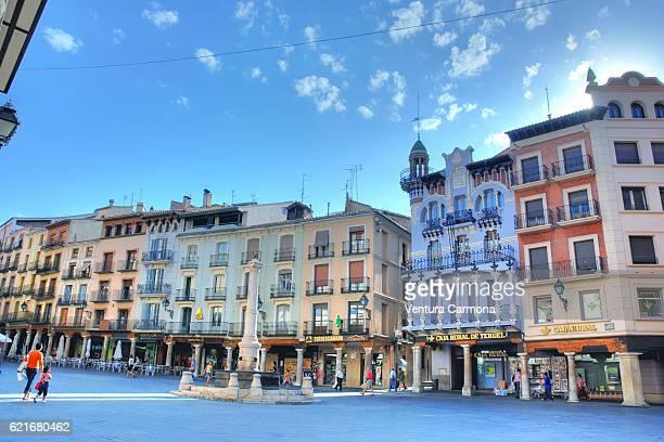 Plaza del Torico - Teruel, Spain