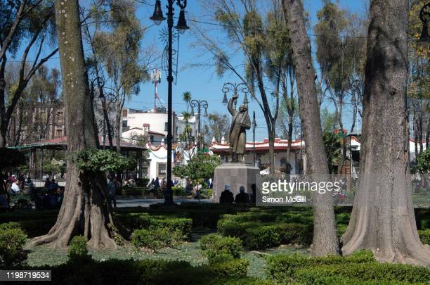 Coyoacan Stock Pictures Royalty Free Photos Images Getty Images