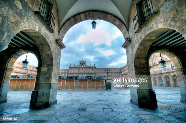 Plaza Mayor - Salamanca, Spain