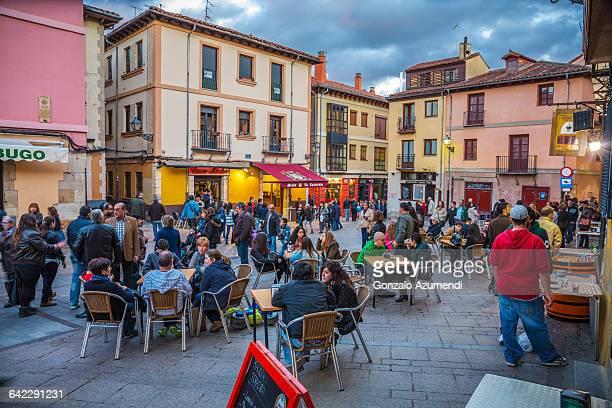 Plaza San Martin Square in Leon