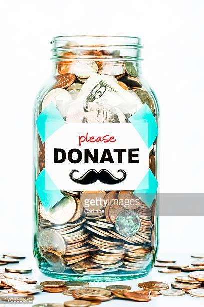 Please Donate for Movember
