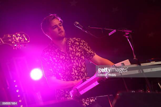 Pleasure Beach performs at Electric Picnic Festival at Stradbally Hall Estate on September 3 2016 in Laois Ireland