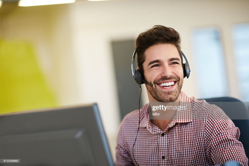 Pleasure in the job puts perfection in the work : Stock Photo