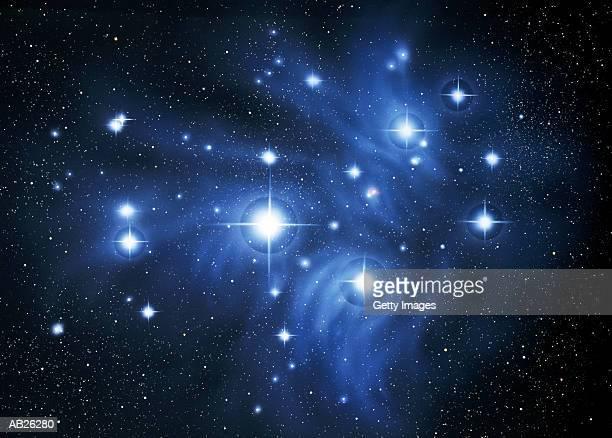 Pleiades (Digital Enhancement)