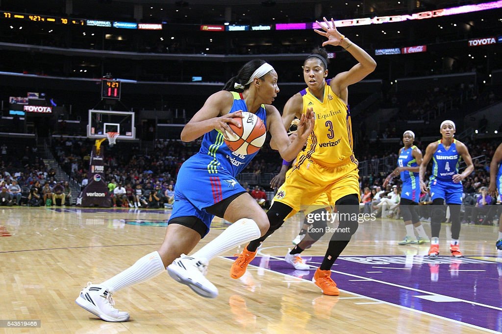 Dallas Wings v Los Angeles Sparks