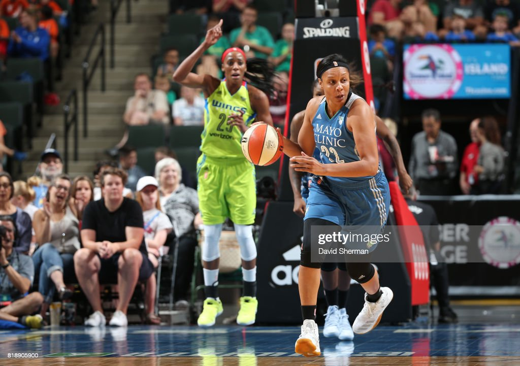 Dallas Wings v Minnesota Lynx